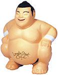 Sumo Wrestler Stress Balls